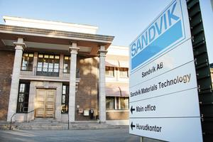 Storordern ger jobb på Sandvik i Sandviken under första halvåret nästa år.