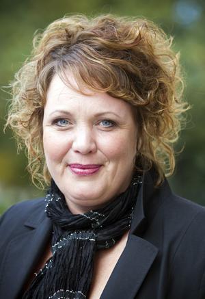 Vd.  Christina Gustafsson Kauranen är vd för Gävel Tolkjour