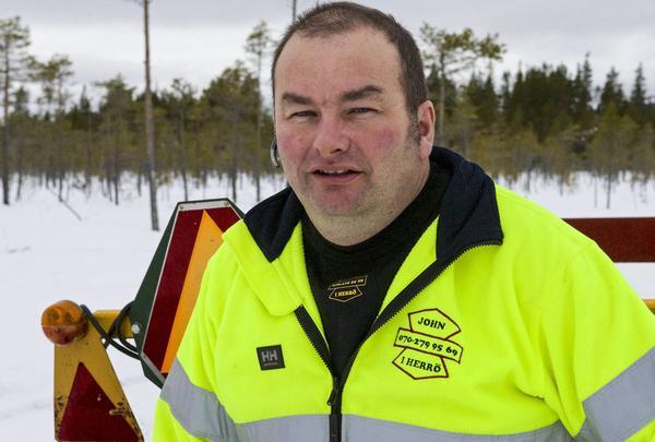 John Vesterström, John i Herrö.