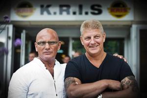Lasse Liljegren och Steve Holm.