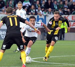 ÖSK förlorade på måndagen mot Hammarby med 3-0.
