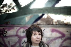 Poeten Jenny Tunedal vars nya diktsamling