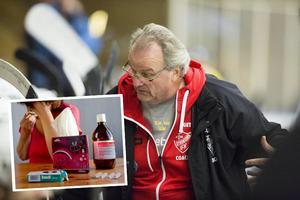 Till hårdsatsande IFK Strömsunds ishockeylag vill vi ge hostmedicin för att undvika sjukdomsproblemen som lett till lagets misslyckande under säsongen.
