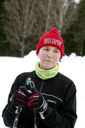 – Vi är med för att det är kul, säger Annika Jonsson.