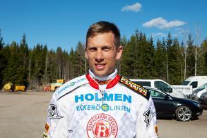 Andreas Jonsson kommer köra för Rospiggarna i elitserien kommande säsong.