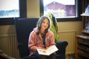 Tove Edsholms bidrag i novelltävlingen gav henne första priset.