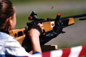 SM i gevärsfältskytte blev en guldkantad föreställning för Ununges gevärsfältskyttar.