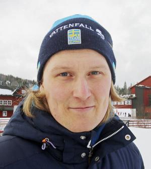 Johan Linnaeus från Gävle leder projektet som anordnas av Svenska Skidförbundet.