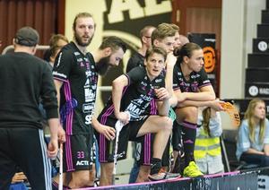 IBF Falun är inne i en tung period och har inte vunnit på tre matcher.