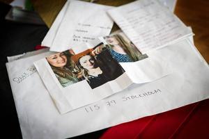 Ett 40-tal brev kom in till Olle Pallars i