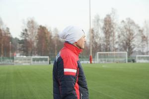 Hudiksvalls FF:s ordförande Olle Skoglund ser mycket fram emot de två cupmatcherna på Sparbanken Arena.