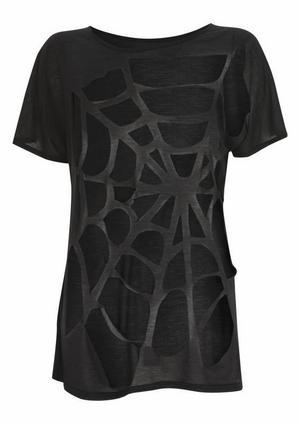 Spindelnäts-t-shirt från Topshop, cirka 294 kronor.