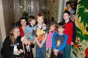 Ett av Läroverkets projekt i Lettland är internatet i Gauijena och Natalie Hällberg Martinsson har besökt skolan flera gånger.