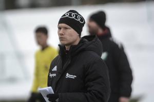Juniortränaren i GIF Sundsvall, Benny Matsson.