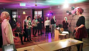 Körsångworkshop med Serny Carpvik.