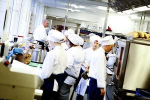 VBU:s målsättning är att behålla sina nuvarande program, på bilden hotell- och restaurangprogrammet, med bland annat hjälp av samläsning.