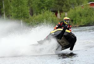Andreas Öst, Östersund bruka trivas i Sveg. Han vann b-finalen