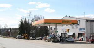 Efter brandförsvarets besiktning behövs omfattande åtgärder på Preems bensinmack.