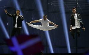 10. Grekland.    Foto: Frank Augstein/AP/TT