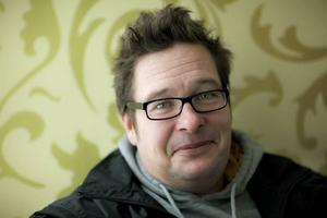 Kristian Lundberg, författare och kritiker.