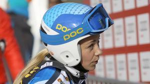 Frida Hansdotter ska köra premiären i världscupen i Sölden.
