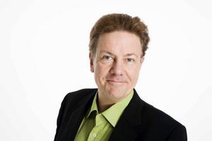 Anders Eldeman, programledare för