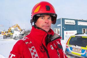 Räddningsledaren Esbjörn Eriksson ville på torsdagen inte spekulera i brandorsaken.