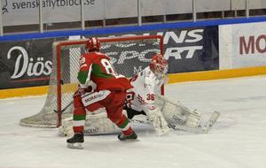 Från och med den 21 december förändras rutinerna vid straffläggningarna i de allsvenska hockeymatcherna.