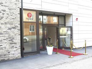 Äldreboendet på Södra Centralgatan är ett av flera privata boenden som öppnats eller planeras i Gävle.