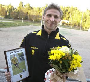 Erik Hellström vann stjärnligan i ABK.