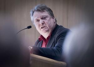 Peter Nordebo (L) överväger att ta sin överklagan vidare till kammarrätten. Foto: Arkiv