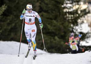 Anna Haag gör VM-debut i Falun.