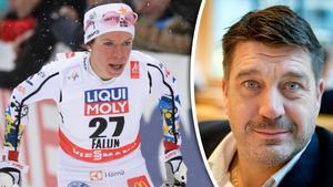 Maria Rydqvist får svar på sin kritik, av längdchefen Johan Sares.