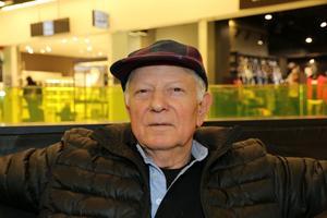 Hristo Koleff, 77, pensionär, Västerås: