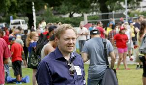 Andreas Jonsson, Escape Gaming och Gävledala E-sportförening, hörde av sig till NärCon: