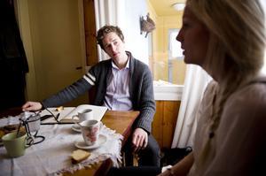 Tillsammans med riksdagsledamoten Emil Källström (C) vill Jonna Jinton verka för att möjligheterna för den som vill flytta ut på landsbygden förbättras.