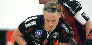 Karolina Widar och Sanna Scheer.