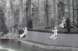 Vattenfallet i Turandot.