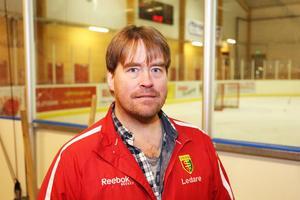 Tommy Svensson är nöjd med lagets insats.