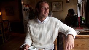 Jakob Ohlsson är tillbaka på hemmaplan efter två år i Tyskland.