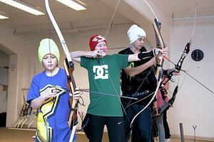 Bågskytteklubben bjuder in till bågskytte även i år i sin klubblokal i Centrumhuset i Edsbyn. Grupperna brukar avlösa varandra. Tisdag den 6 mars är det dags.