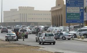 Mannen omkom under ett arbete i Saudiarabrien i helgen. (Bilden har inget med artikeln att göra)