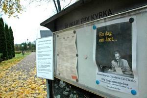 PRISAS. Årets Stig Dagermanpristagare, Jean-Marie Gustave Le Clézio, besöker Älvkarleby på lördag. I december återkommer han till Sverige för att ta emot Nobelpriset i litteratur.