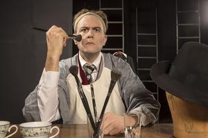 "Barytonen Markus Norrman som Uberto i Pergolesis ""La serva padrona"