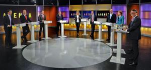 Många av partierna i svensk politik står just nu och stampar.