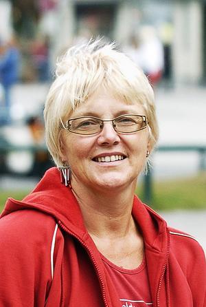 Eva Back, ordförande för Rädda barnen i Sundsvall.