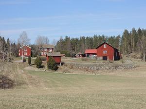 Kammarbo, Buska 57 i Avesta kommun är nummer fyra på Hemnets Klicktoppen för vecka 20, sett till objekten i Dalarna.