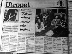 vlt 13 mars 1981.