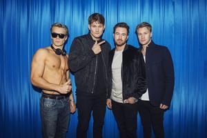 Gruppen De vet du uppträder i Borlänge i april.
