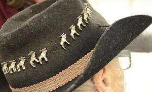 För var fjärde fälld älg har jag satt en i hatten, säger Anders Bogland.